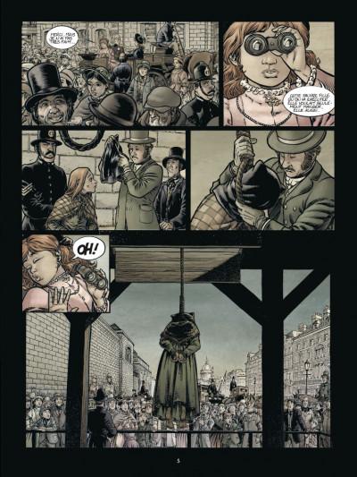 Page 3 Le club des prédateurs tome 1
