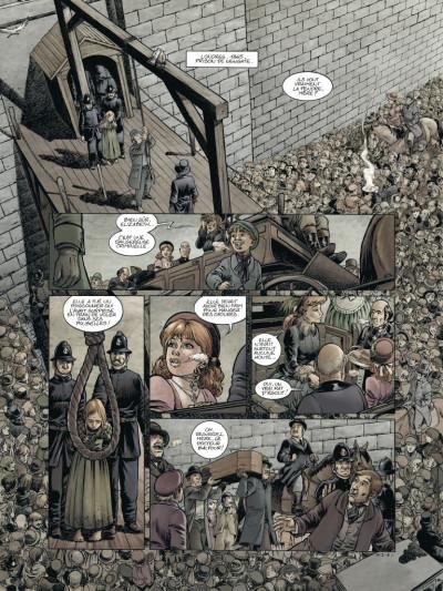 Page 4 Le club des prédateurs tome 1