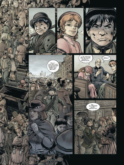Page 5 Le club des prédateurs tome 1
