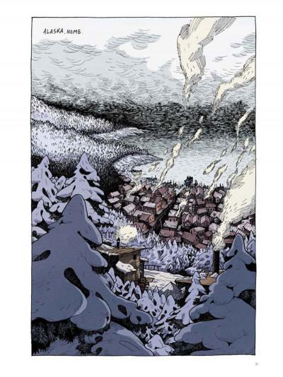 Page 1 Les poilus d'Alaska tome 2 - Melun printemps 1915