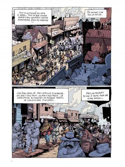 Page 2 Les poilus d'Alaska tome 2 - Melun printemps 1915
