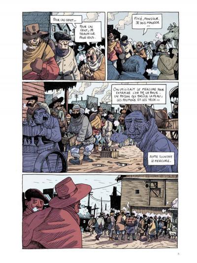 Page 3 Les poilus d'Alaska tome 2 - Melun printemps 1915