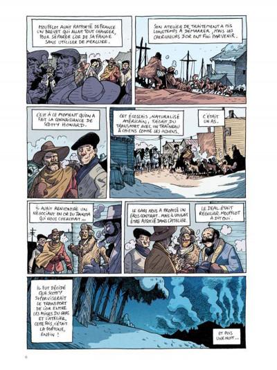 Page 4 Les poilus d'Alaska tome 2 - Melun printemps 1915