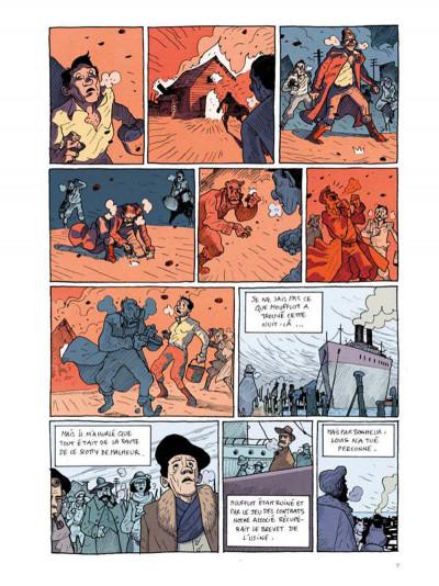 Page 5 Les poilus d'Alaska tome 2 - Melun printemps 1915