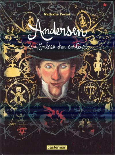 Couverture Les ombres de monsieur Andersen