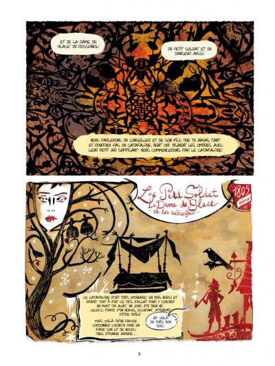 Page 3 Les ombres de monsieur Andersen