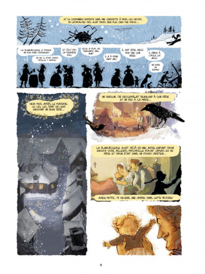 Page 4 Les ombres de monsieur Andersen