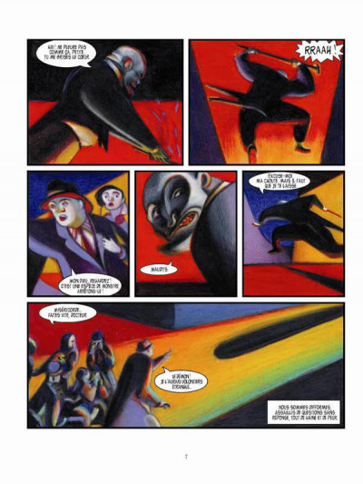 Page 3 Docteur jekyll et mister hyde