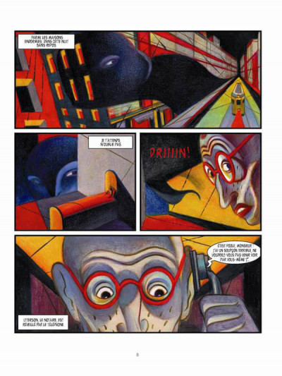 Page 4 Docteur jekyll et mister hyde