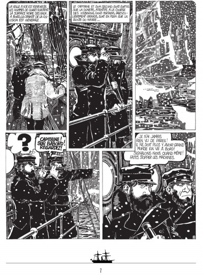 Page 2 Le démon des glaces (nouvelle édition)