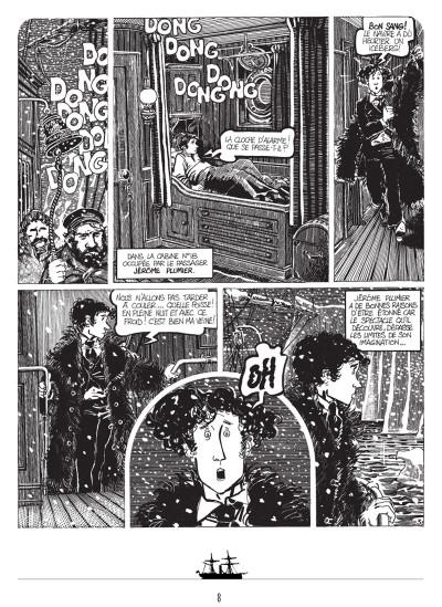 Page 3 Le démon des glaces (nouvelle édition)