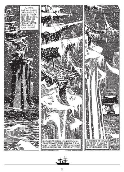Page 4 Le démon des glaces (nouvelle édition)