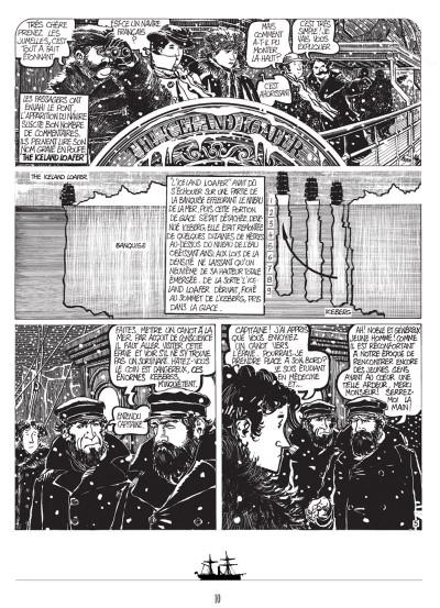 Page 5 Le démon des glaces (nouvelle édition)