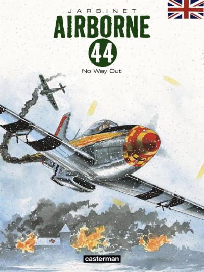 Couverture Airborne 44 tome 5 (en anglais)