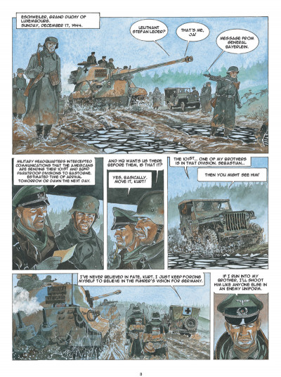 Page 1 Airborne 44 tome 5 (en anglais)