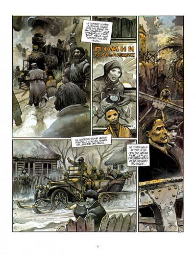 Page 5 Partie de chasse (édition 2014)