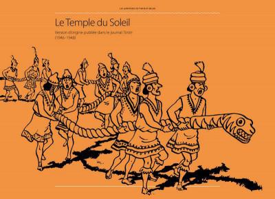 Page 1 La malédiction de Rascar Capac tome 2 - Le temple du soleil
