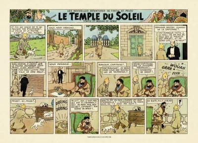 Page 5 La malédiction de Rascar Capac tome 2 - Le temple du soleil