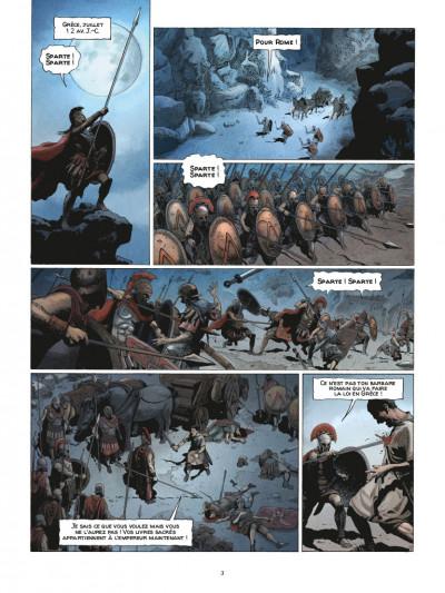 Page 1 Alix Senator tome 4