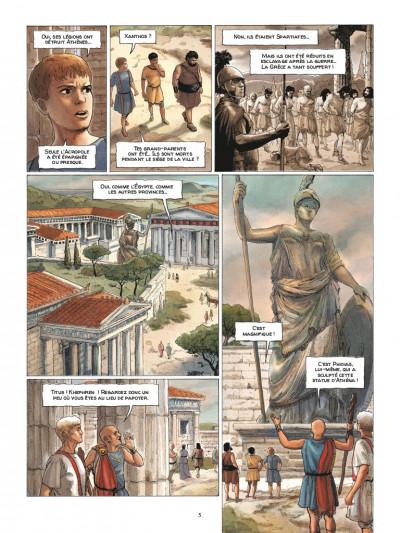 Page 3 Alix Senator tome 4