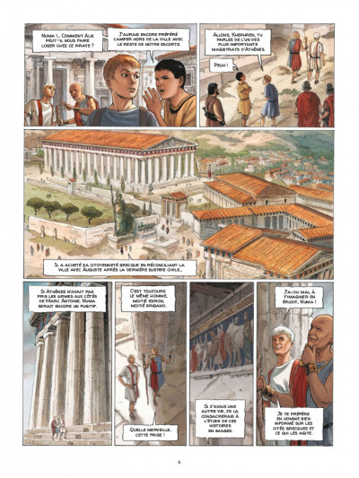 Page 4 Alix Senator tome 4