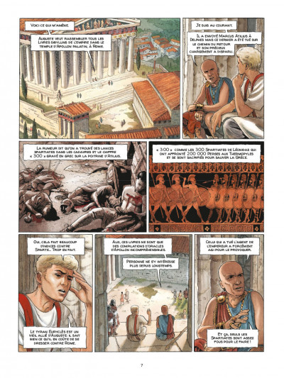 Page 5 Alix Senator tome 4