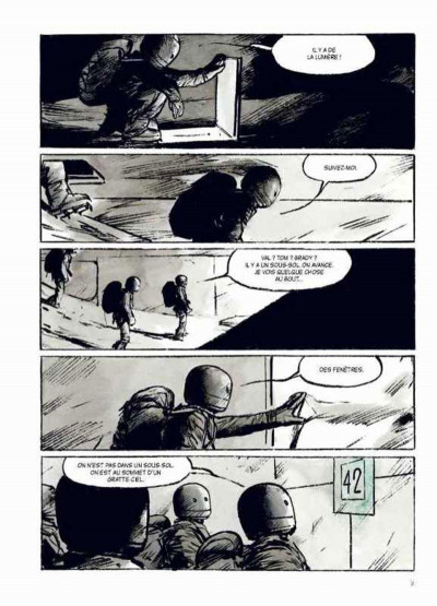 Page 5 Transperceneige - Terminus