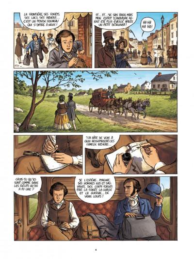 Page 2 Tocqueville - Vers un nouveau monde