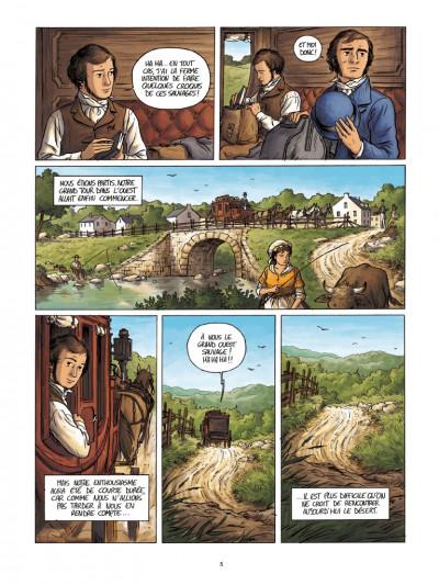 Page 3 Tocqueville - Vers un nouveau monde