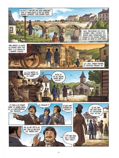 Page 4 Tocqueville - Vers un nouveau monde