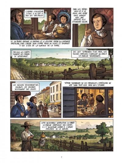 Page 5 Tocqueville - Vers un nouveau monde