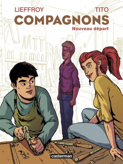 Couverture Compagnonnage