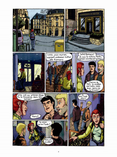 Page 2 Compagnonnage