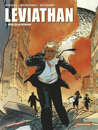 Couverture Léviathan tome 1