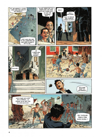Page 3 Léviathan tome 1