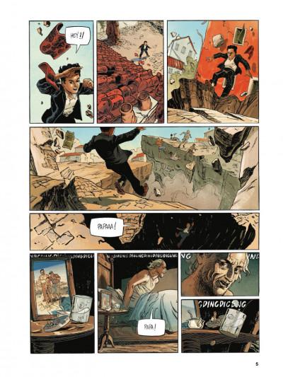 Page 4 Léviathan tome 1