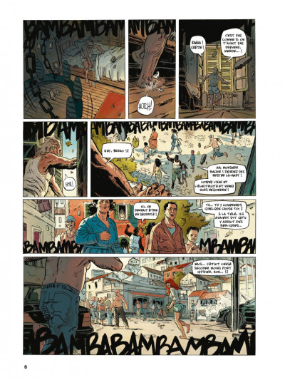 Page 5 Léviathan tome 1