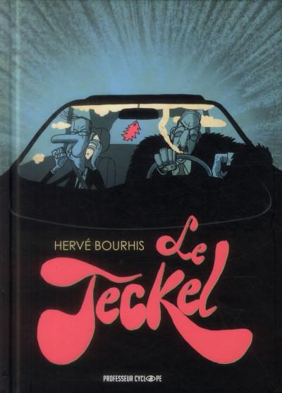 Couverture Le Teckel tome 1