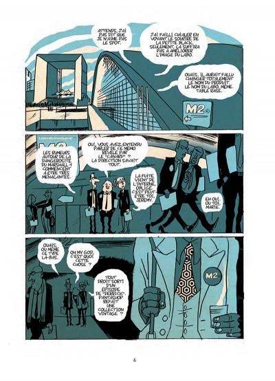 Page 2 Le Teckel tome 1