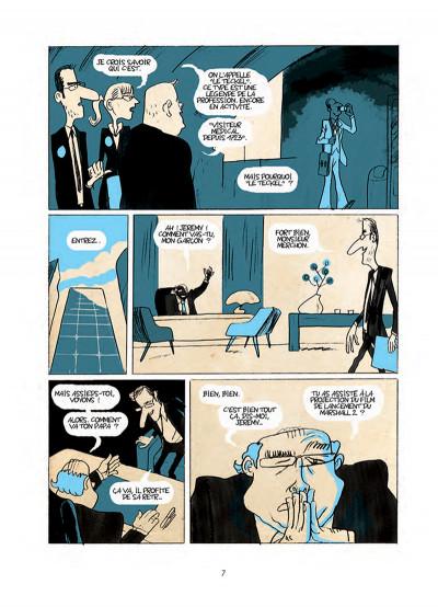 Page 3 Le Teckel tome 1