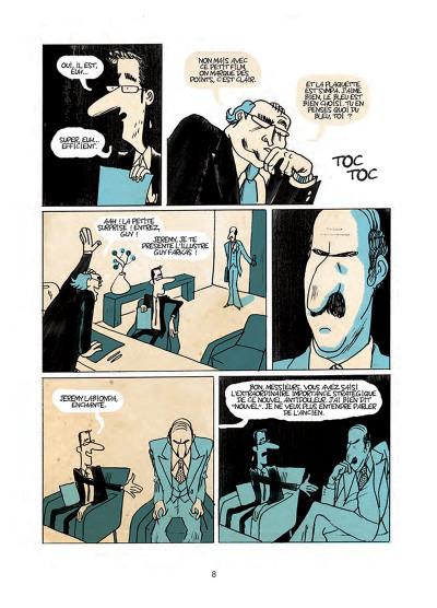 Page 4 Le Teckel tome 1