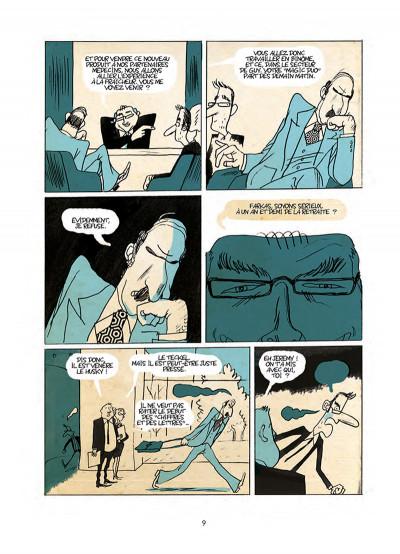 Page 5 Le Teckel tome 1