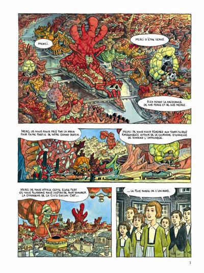 Page 1 Le printemps humain tome 1 - combattants