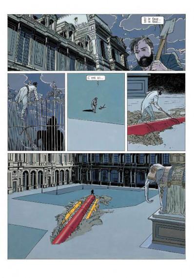 Page 1 Revoir Paris - L'Exposition