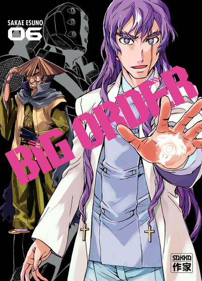 Couverture Big order tome 6