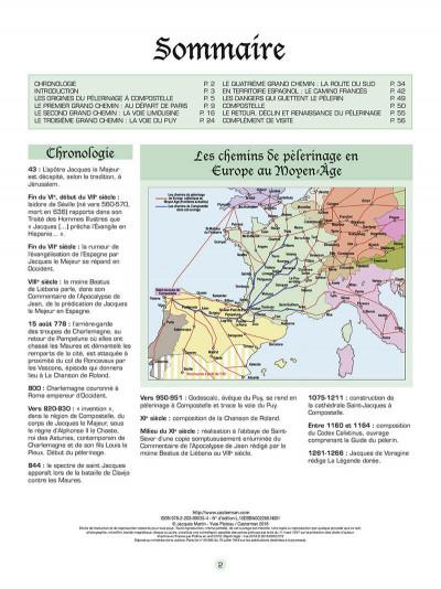 Page 3 Les voyages de Jhen - Les chemins de Compostelle