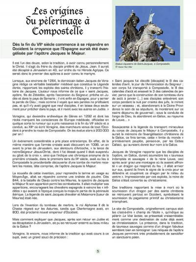 Page 6 Les voyages de Jhen - Les chemins de Compostelle