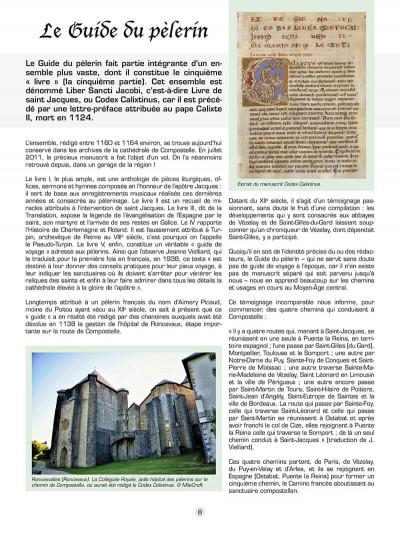 Page 9 Les voyages de Jhen - Les chemins de Compostelle