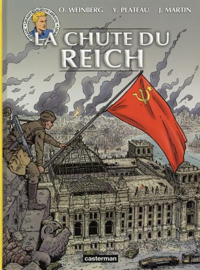 image de Les reportages de Lefranc - la chute du 3e reich