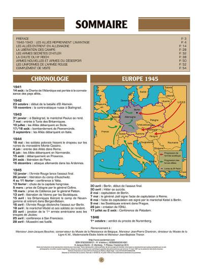 Page 3 Les reportages de Lefranc - la chute du 3e reich